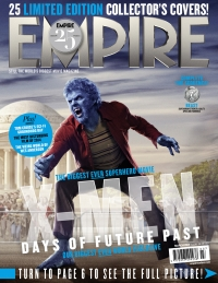 X-Men: Days Of Future Past, Empire cover 07 Beast