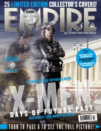 X-Men: Days Of Future Past, Empire cover 08 Quicksilver