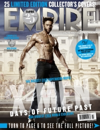 X-Men: Days Of Future Past, Empire cover 11 Wolverine
