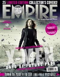 X-Men: Days Of Future Past, Empire cover 19 Kitty Pryde