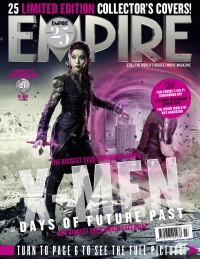 X-Men: Days Of Future Past, Empire cover 21 Blink