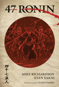 47 Ronin cover by Stan Sakai