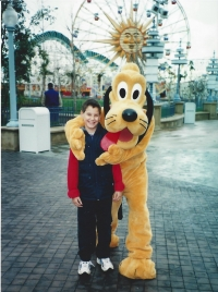 Disney California Adventure, February 2001 (Photo courtesy of Brett Nachman)