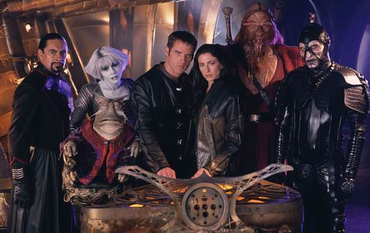 Farscape movie sequel in the works