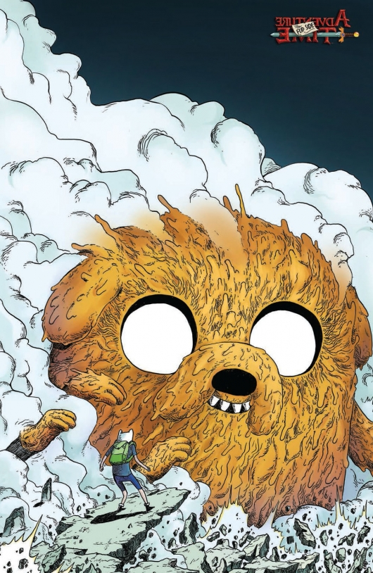 Adventure Time: The Flip Side #3 cover D by Sloane Leong