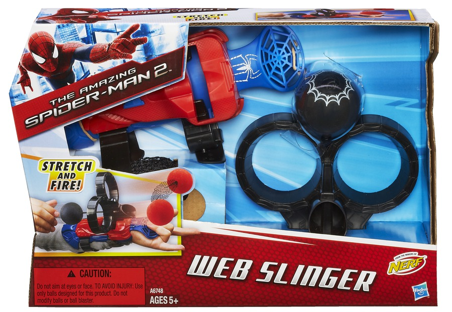 Amazing Spider-Man 2: Web Shooter And Glove
