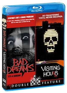 Scream Factory Two-Pack: Bad Dreams / Visiting Hours