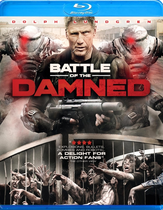 Battle of The Damned blu-ray