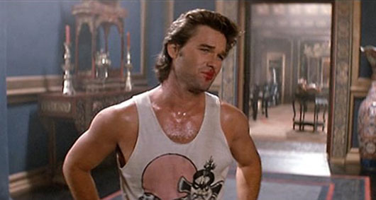 Big Trouble in Little China Kurt Russell as Jack Burton