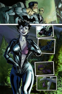 Catwoman Nude Artwork 3