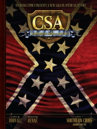 Confederate States of America cover by Philip Renne
