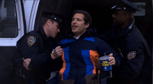 Escape to East Rutherford Super Bowl Trailer With Rob Riggle, Andy Samberg