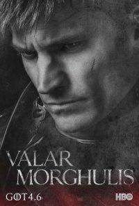 Game Of Thrones: Jaime season 4 character poster