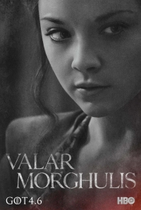 Game Of Thrones: Margaery Tyrell season 4 character poster