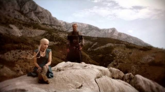 Game Of Thrones, Season 4 Dany Dragons
