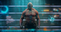Guardians of the Galaxy: Drax The Destroyer 01