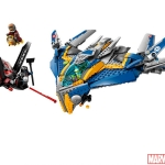 Guardians of the Galaxy LEGO Milano Spaceship Rescue set