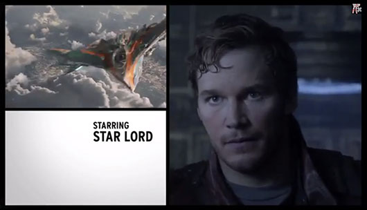 Guardians of the Galaxy Trailer Set To Parks and Recreation Intro