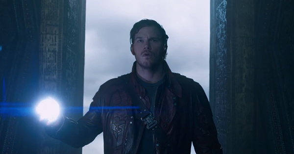 Peter quill s father in 'guardians of the galaxy won t