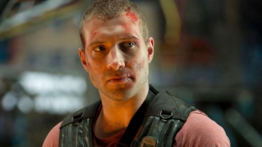Jai Courtney in A Good Day to Die Hard
