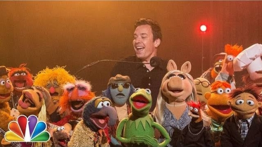 Jimmy Fallon and the Muppets on Late Night with Jimmy Fallon