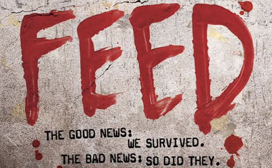 Mira Grant's Feed Newsflesh Trilogy
