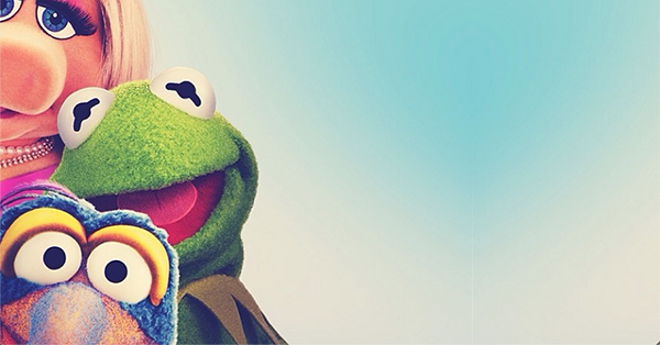 The Muppets Selfies banner