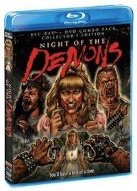 Night of the Demons Blu-ray