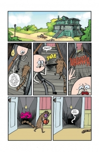 Regular Show #10 page 02