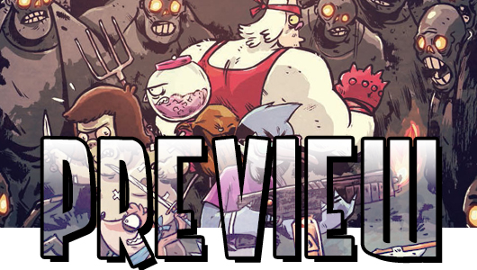 Regular Show #10 preview banner