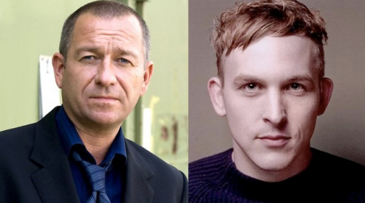Sean Pertwee and Robin Lord Taylor