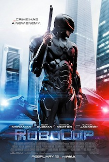 RoboCop Remake Theatrical Poster