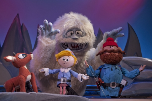 Rudolph Puppets