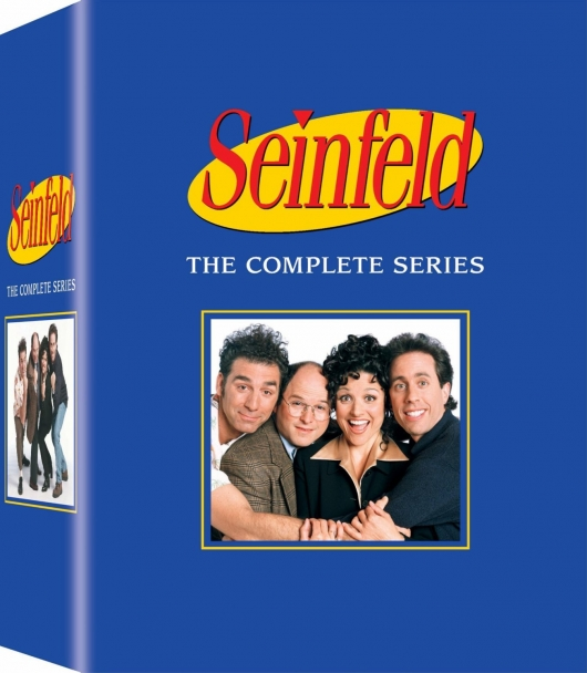 Seinfeld - The Complete Series DVD Box Set