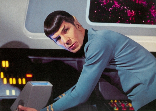 Star Trek Mr Spock Leonard Nimoy