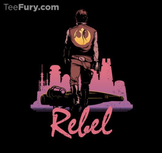 Star Wars and Drive Rebel