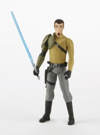 Star Wars: Rebels, Legends Series: Kanan
