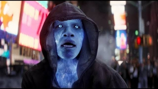 The Amazing Spider-Man 2 Electro Rise Of Electro Jamie Foxx