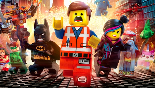 The Lego Movie Image Header