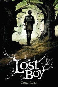 The Lost Boy cover by Greg Ruth
