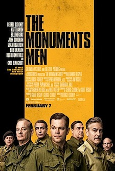 The Monuments Men Film Poster