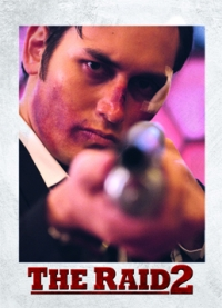 The Raid 2 Trading Cards: Uco, front