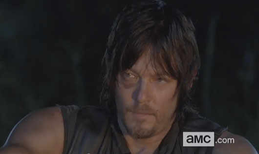 The Walking Dead Season 4 Daryl Dixon Norman Reedus Episode 410