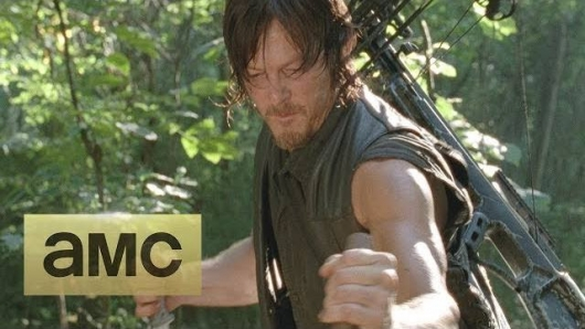 The Walking Dead Daryl Episode 412