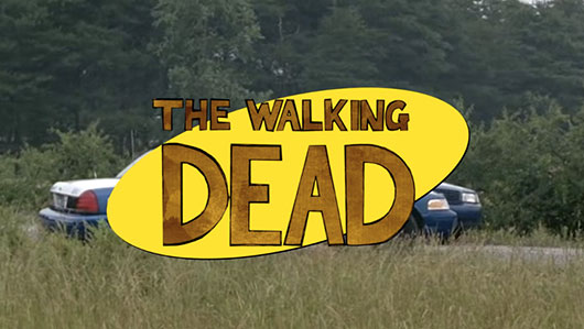 The Walking Dead Meets Seinfeld