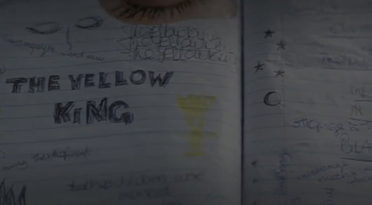 True Detective The Yellow King journal
