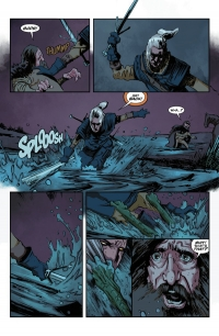 The Witcher #1, page 4
