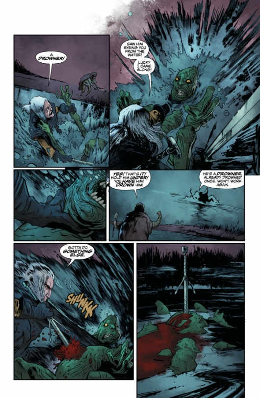 The Witcher #1, page 5