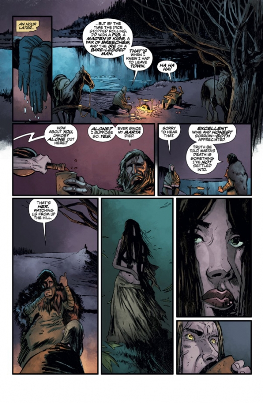 The Witcher #1, page 6