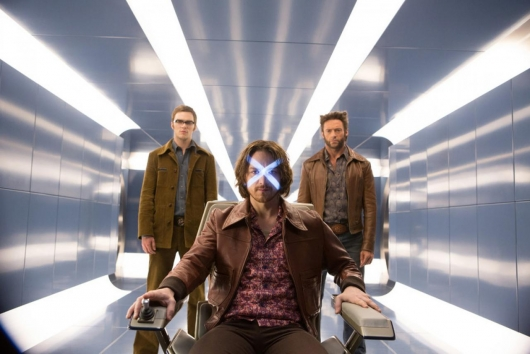 X-Men: Days Of Future Past: movie still 03 Beast, Xavier, Wolverine